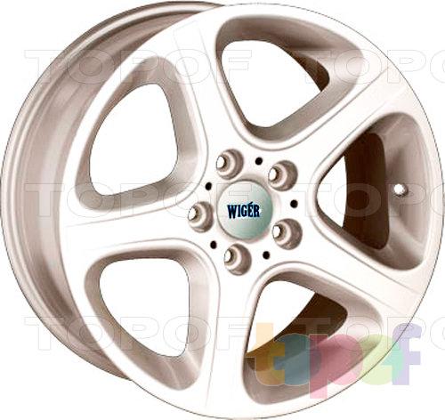 Колесные диски Wiger WGR 0304