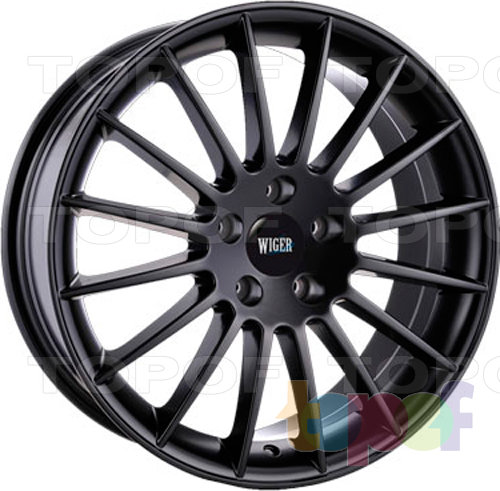 Колесные диски Wiger WGR 0404
