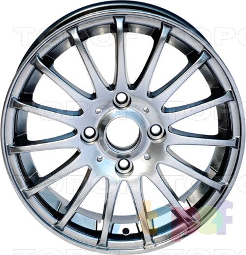 Колесные диски Wiger WGR 0501