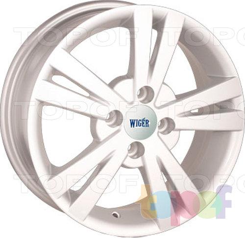 Колесные диски Wiger WGR 0502