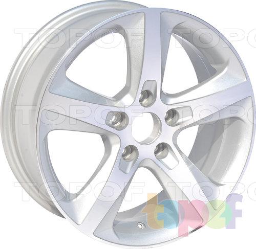Колесные диски Wiger WGR 0503