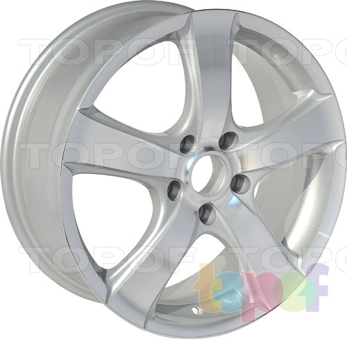 Колесные диски Wiger WGR 0509