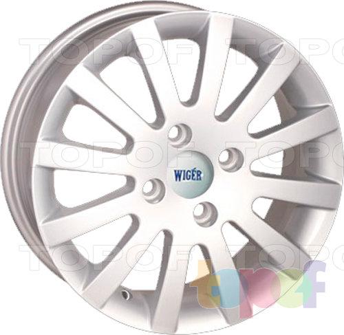 Колесные диски Wiger WGR 0801