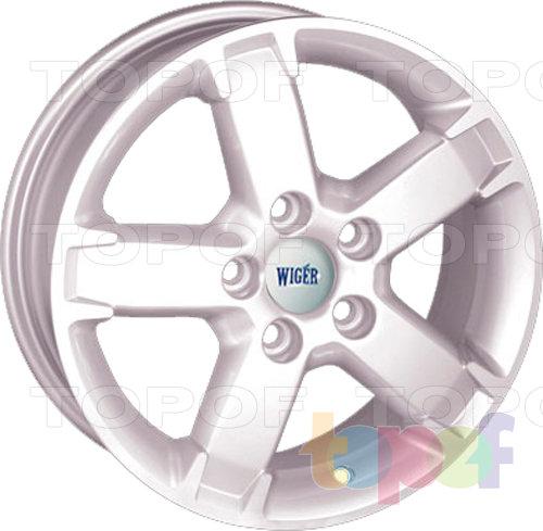 Колесные диски Wiger WGR 0802. Изображение модели #1