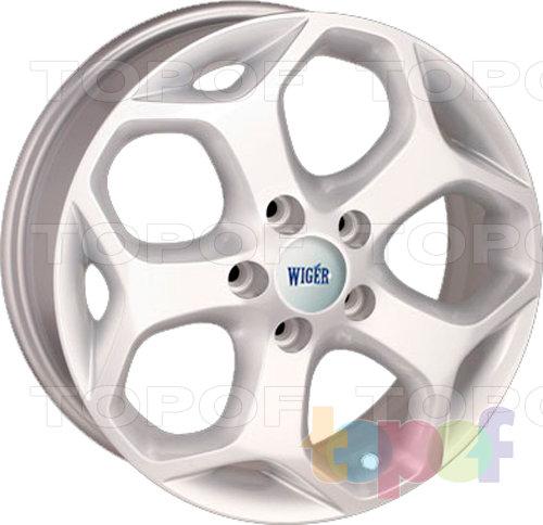 Колесные диски Wiger WGR 0803