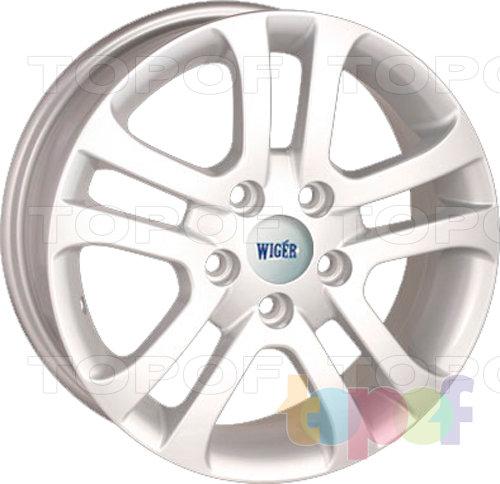 Колесные диски Wiger WGR 0805