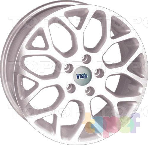 Колесные диски Wiger WGR 0807