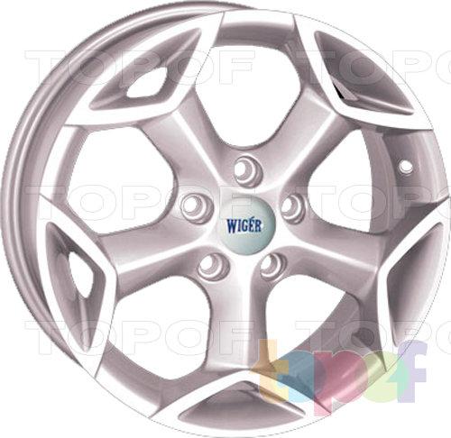 Колесные диски Wiger WGR 0808