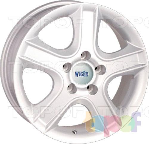 Колесные диски Wiger WGR 0901
