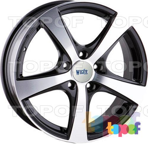 Колесные диски Wiger WGR 0901. Изображение модели #2