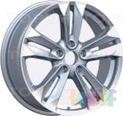 Колесные диски Wiger WGR 0913. Изображение модели #1