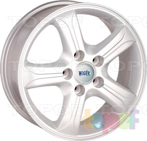 Колесные диски Wiger WGR 1006
