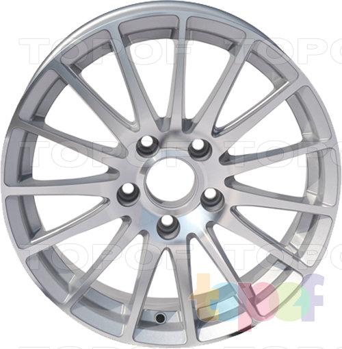 Колесные диски Wiger WGR 1008. Изображение модели #2