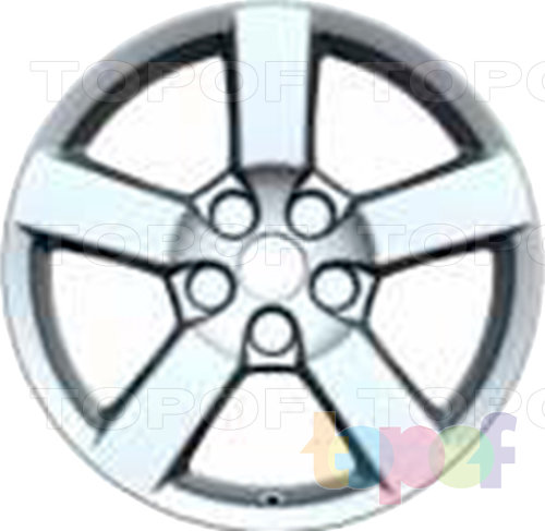Колесные диски Wiger WGR 1009. Изображение модели #1