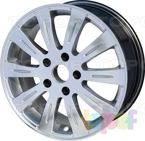 Колесные диски Wiger WGR 1010. Изображение модели #1