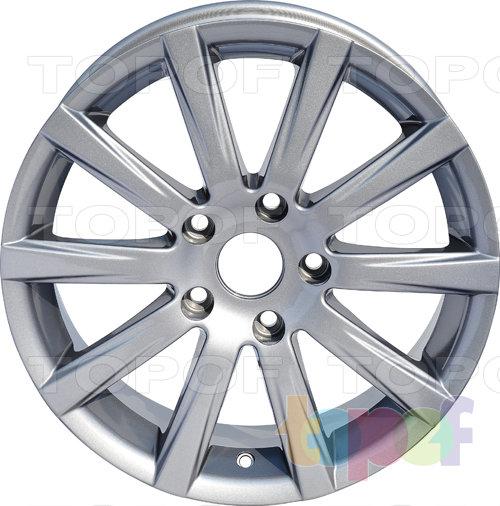 Колесные диски Wiger WGR 1011. Изображение модели #1