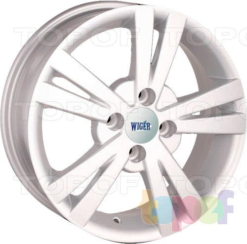 Колесные диски Wiger WGR 1201. Изображение модели #1