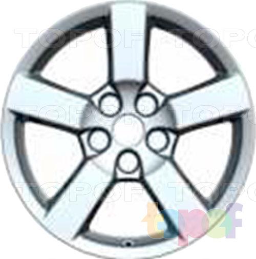 Колесные диски Wiger WGR 1204