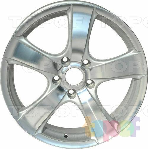 Колесные диски Wiger WGR 1205