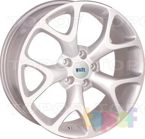 Колесные диски Wiger WGR 1408