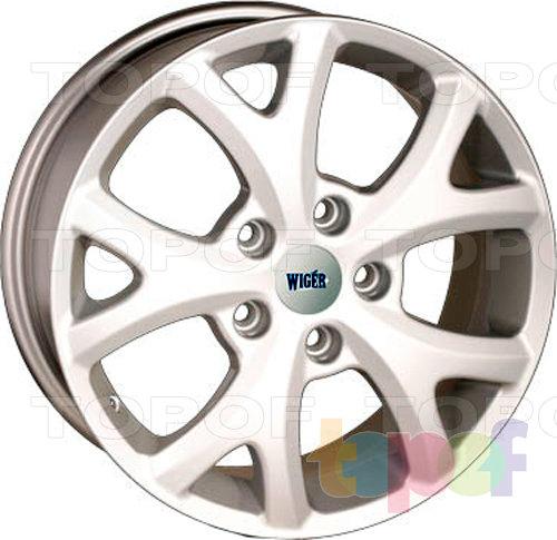Колесные диски Wiger WGR 1501