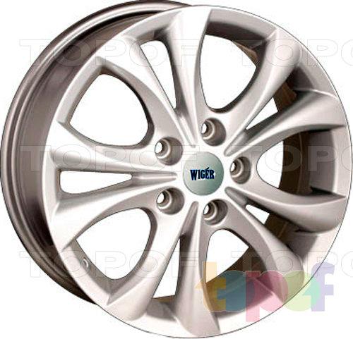 Колесные диски Wiger WGR 1502