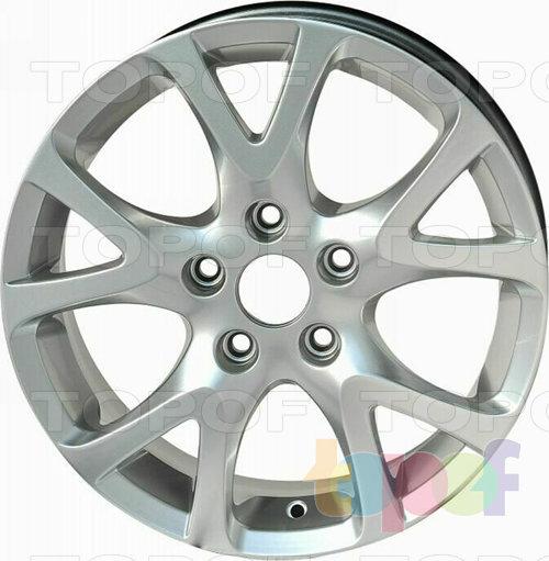 Колесные диски Wiger WGR 1503. Изображение модели #1