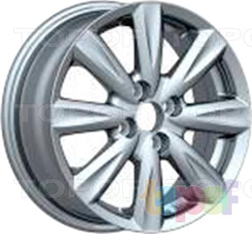 Колесные диски Wiger WGR 1505