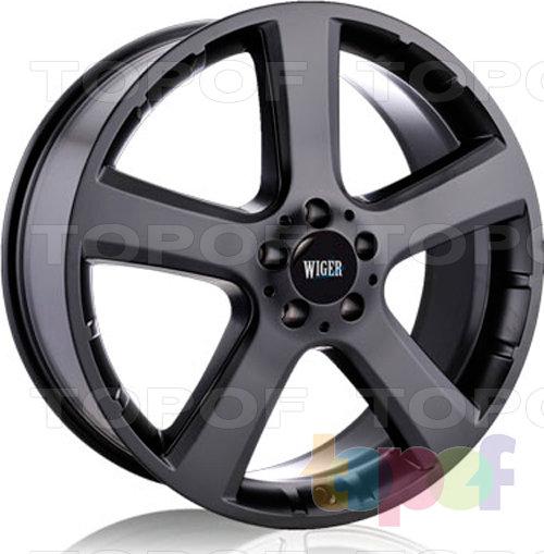 Колесные диски Wiger WGR 1601