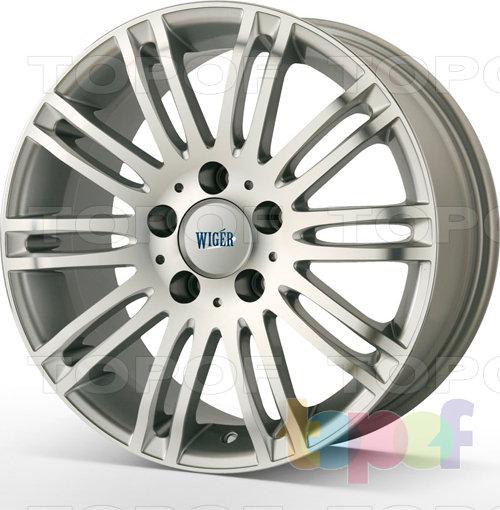 Колесные диски Wiger WGR 1602. WGR1602/1