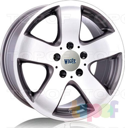 Колесные диски Wiger WGR 1602. WGR1602