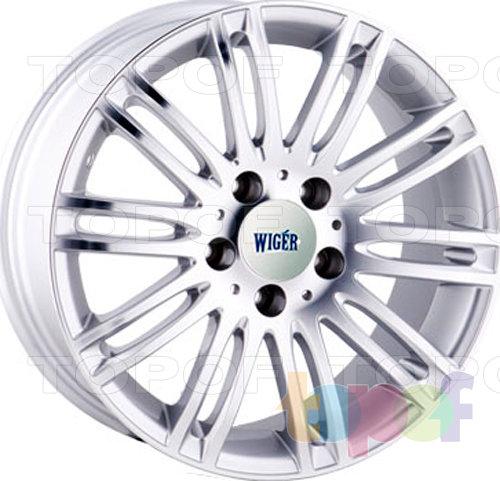 Колесные диски Wiger WGR 1602. WGR 1602/1