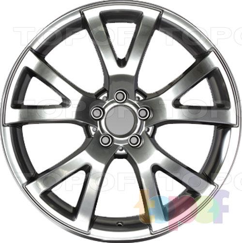 Колесные диски Wiger WGR 1603. Изображение модели #2