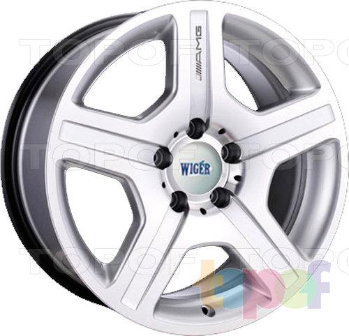 Колесные диски Wiger WGR 1604. WGR1604