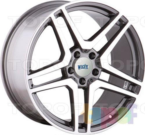 Колесные диски Wiger WGR 1605