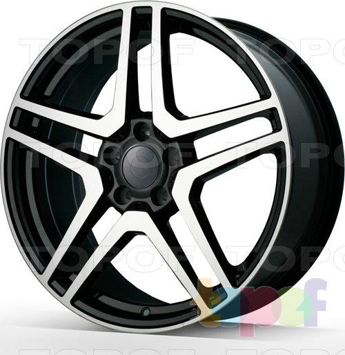 Колесные диски Wiger WGR 1605. Изображение модели #2