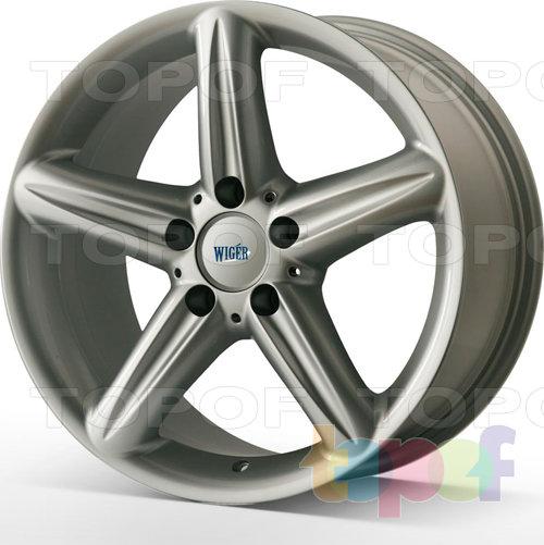 Колесные диски Wiger WGR 1606. Изображение модели #1
