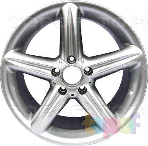 Колесные диски Wiger WGR 1606. Изображение модели #3