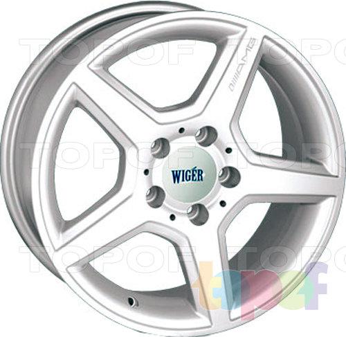 Колесные диски Wiger WGR 1609. Изображение модели #1