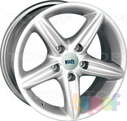 Колесные диски Wiger WGR 1611. Изображение модели #1