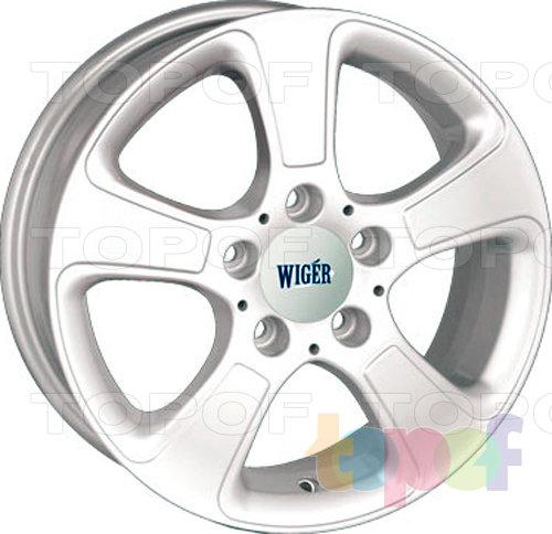 Колесные диски Wiger WGR 1613