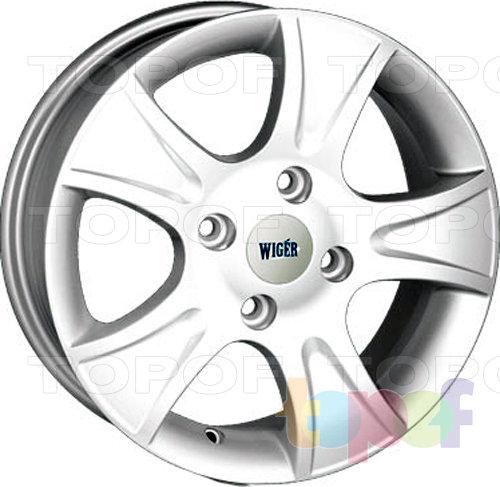 Колесные диски Wiger WGR 1801. WG1801
