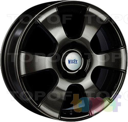 Колесные диски Wiger WGR 1804. WGR1804