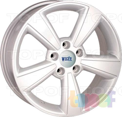Колесные диски Wiger WGR 1903. WGR1903