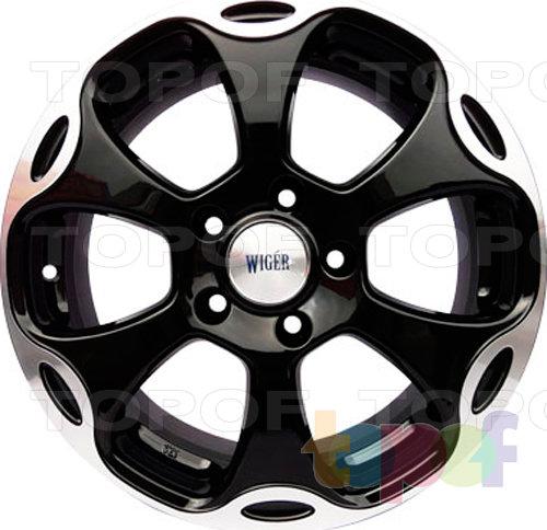 Колесные диски Wiger WGR 1903. WG1903
