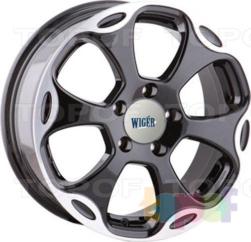 Колесные диски Wiger WGR 1903. Изображение модели #1