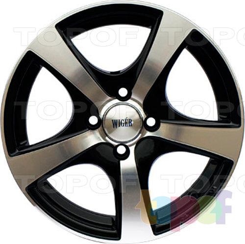 Колесные диски Wiger WGR 2001. Изображение модели #1
