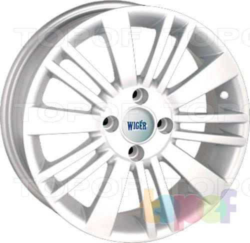 Колесные диски Wiger WGR 2001. Изображение модели #2
