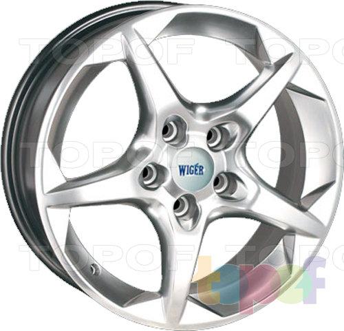 Колесные диски Wiger WGR 2002. Изображение модели #3