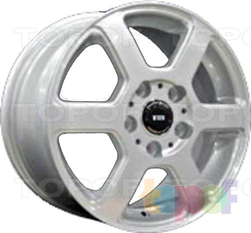 Колесные диски Wiger WGR 2003. Изображение модели #2